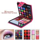 Pro 177 Color Eyeshadow Palette Blush Lip Gloss Makeup Beauty Cosmetic Set BG