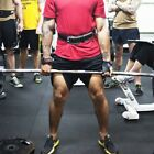 Leather Weight Lifting Belt Powerlifting Bodybuilding Fitness Gym & Training GI