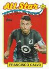 2019 Topps Major League Soccer 'MLS All Star' Chase Insert Card - You Choose