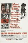 """From Russia with Love Movie Silk Fabric Poster 11""""x17"""" 24""""x36"""" $12.1 CAD on eBay"""