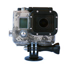 GoPro HERO3 Damage free Camouflage camera skin