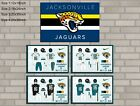 HD Print Oil Painting Home Deco on Canvas Jacksonville Jaguars 5PCS/SET Unframed $30.0 USD on eBay