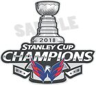 Washington Capitals 2018 Stanley Cup Champions Decal / Sticker $2.99 USD on eBay