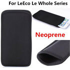 "4.1""~6.4"" For LeEco Le Pro 3 AI Edition 1S Elastic Neoprene Protective Pouch bag"