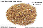 ***Luxury ALMOND CHERRY ROOIBOS Tea - 4 Sizes - PAPER BAG - NO PLASTIC***