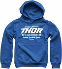 Thor Youth Royal Blue The Goods Casual Pullover Hoody 2019