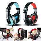 3.5mm Gaming Headset Mic Headphones Stereo Surround Headset For PS4 PC Laptop
