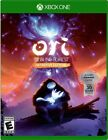 Ori and the Blind Forest: Definitive Edition (Microsoft Xbox One, 2016) Complete