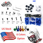 Full Set Motor Fairing Bolt Screw Nuts Screws Kit For Triumph Daytona 650 2005 $23.98 USD on eBay