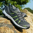 Mens Outdoor Hiking Casual Shoes Lightweight Breathable Non Slip Sneaker Walking
