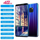 Android 8.1 Mate 20 Pro 4GB+ 64GB Unlocked Smartphone Fingerprint Face Dual SIM