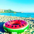 New Kid Pool Beach Toy Summer Adult Children Watermelon Inflatable Swimming Ring