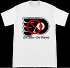 Boycott Philadelphia Flyers Hockey No Kate Smith No Flyers T-Shirt $19.99 USD on eBay