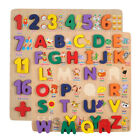 Wooden Toys for Kids Learning Toys Educational Toys for Toddlers Puzzle Kit Gift