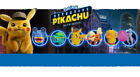2019 BK BURGER KING POKEMON DETECTIVE PIKACHU TOYS -  ALL 6 IN STOCK