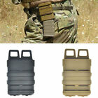 Tactical Fast Mag Attach Belts Magazine Pouch 5.56 Molle Strike Holster Outdoor