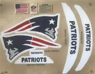 New England Patriots (2019)  Full Size -XL CURRENT HELMET DECALS with EXTRAS. on eBay