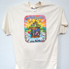 "DISNEY WORLD,""Splash Mountain"",Goofy on Ride, Cool, T-SHIRT, SIZES S-5XL, T-980 image"
