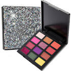 12 Color Eyeshadow Eye Shadow Disc Sequin Diamond Glitter For Beauty Essentials