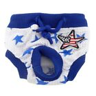 US Reusable Washable Pet Diapers Belly Bands Wrap For Male Dogs S-XL
