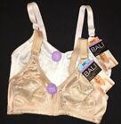 Bali DF1003 Front Close Wirefree Bra- 2 Colors!