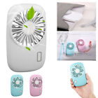 Rechargeable Handy Mini Fan Foldable USB Charging Portable Hand Hold LED Fan US