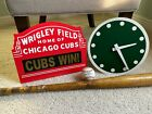 Wrigley Field Scoreboard Clock Chicago Cubs Marquee Combo Lot Gift Pack on Ebay