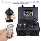 "7"" 20M 30M 360 Rotating Underwater Fishing Video Fish Finder  infrared Camera"