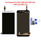 For Huawei Y3 2017 CRO-L02 Replace LCD Display Touch Screen Digitizer Assembly