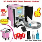 Q Switch ND YAG LASER Tattoo Removal Eyebrow Pigment Removal Beauty Machine Spa