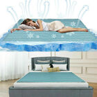 Cooling Gel Pad Pillow Natural Chilled Comfort Sleeping Body Bed Mat Pet Cool image