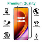 3D Curved Tempered Glass Full Screen Protector OnePlus 8,7,7 Pro Fingerprint 5G