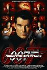 "Tomorrow Never Dies Movie Silk Fabric Poster 11""x17"" 24""x36"" $11.33 CAD on eBay"