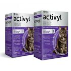 Kyпить Activyl Topical Flea Treatment for Large Cats Over 9lbs (3pk or 6pk) на еВаy.соm