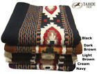 Tahoe Tack Mesa New Zealand Wool Western Saddle Blanket Heavy Weight, 36
