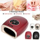 Electric Acupressure Hand Palm Massager Finger Acupoint Massage Pain Relief New