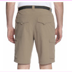 Gerry Men's Vertical Water Shorts Belted
