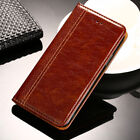 Magnetic Flip Card Wallet  PU Leather Phone Case Cover  For Various Cubot Phones