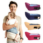 Kyпить Baby Carrier Waist Stool Walkers Kids Sling Hold Belt Backpack Infant Hip Seat на еВаy.соm
