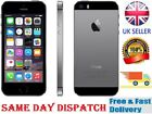 Apple Iphone 5s 16gb Grey Silver Gold Unlocked Smartphone Sim Free All Grades Uk