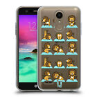 HEAD CASE DESIGNS YOGA ANIMALS 2 GEL CASE FOR LG PHONES 1