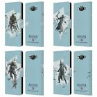 ASSASSIN'S CREED III CONNOR LEATHER BOOK WALLET CASE COVER FOR SAMSUNG PHONES 2
