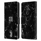 CUSTOM PERSONALIZED JUVENTUS FC GRAPHICS LEATHER BOOK CASE FOR SONY PHONES 1