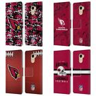 NFL 2018/19 ARIZONA CARDINALS LEATHER BOOK WALLET CASE FOR WILEYFOX $27.95 CAD on eBay