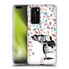 HEAD CASE DESIGNS SHOWER OF COLOURS GEL CASE FOR HUAWEI PHONES