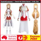 Sword Art Online SAO Yuki Asuna Cosplay Costume Full Outfits Anime Uniform Comic