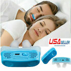 New MiCPAP Anti Snoring Devices Electronic Sleep Snore Stopper CPAP Nose Machine $16.53 USD on eBay