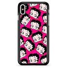 Betty Boop pattern Phone case fits for iPhone, Samsung, iPod, LG $22.0 USD on eBay