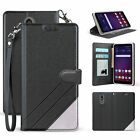 For MOTO G7 Optimo Maxx XT1955DL Folio Flip Wallet Diary Pouch Stand Card Case