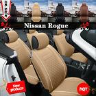 5-seat Car Seat Cover Cushion Chair Mat Protector For Nissan Rogue 2013-2016 UDD on eBay